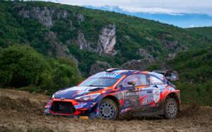 Rallye de l'Acropole WRC : Pilouis Loubet boucle le Shakedown à la 9e place