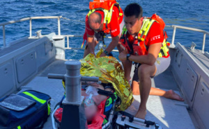 Serra di Ferro : un accident de wakeboard fait un blessé grave