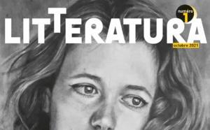 Litteratura : un nouveau magazine consacré à la littérature en Corse