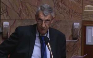 Michel Castellani, député de la 1ère circonscription de Haute-Corse, membre du groupe parlementaire Libertés & Territoires, membre du parti Femu a Corsica.