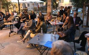 Bastia : au bonheur d'un apéritif littéraire