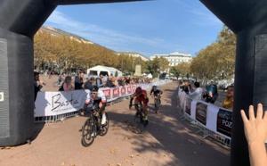 Bastia : Tom Donnenwirth et Angélique Scipilliti vainqueurs de la cyclo Isula Race