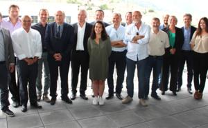 Université :  Un nouveau diplôme manager-entrepreneur avec 11 entreprises insulaires