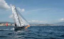 Record de Corse en Cata de sport Nacra F20 ? Une première pour un catamaran de 6, 20 m