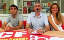 Pascal Rossi/Marina Luciani : « Nous sommes la seule candidature de gauche valable et réelle ! »