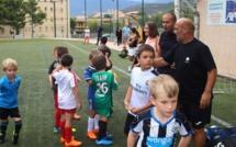 La rentrée pour les jeunes du Football Club Squadra Calvi