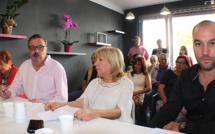 """Cantonale partielle de Bastia III-José Martelli et Anne-Marie Piacentini : """"La Gauche, c'est nous"""""""