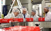 Coca-Cola fattu in Corsica : Une ligne de conditionnement de canettes implantée à Furiani