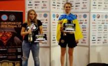 Léa Martini (Balagne Boxing School) vice-championne d'Europe de kick boxing (WAKO)