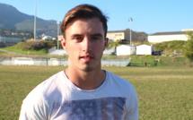 "Teddy Goze (Bastia XV) : ""Tant que j'ai un ballon dans les mains…"""