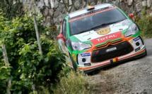 Championnat du monde Juniors WRC S : Tempestini joue la gagne