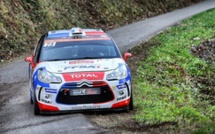L'équipe de France des rallyes a rempli son contrat : Laurent Pellier, champion du monde Junior