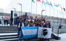 Sébastien Quenot : La voix de l'assemblée de Corse à l'ONU