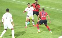 Le GFCA concède un but au mauvais moment à Troyes