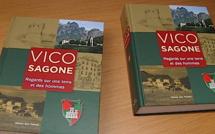 Vico et Sagone objets d'un livre richement illustré