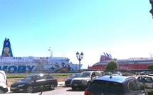Corse : Transports en hausse en Septembre