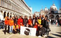 Lucciana Atletismu au marathon de Venise
