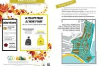 La CAPA et la collecte des déchets : Le cours Napoléon et les rues passent à l'heure d'hiver