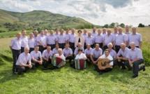 Ajaccio : Les Voix du Pays Basque en concert