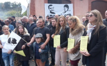 Rinnovu : Barrage filtrant à Ponte-Novu pour dénoncer la situation faite à Éric Marras et Félix Benedetti