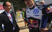 Championnat du monde des rallyes : Sébastien Ogier sans volant !
