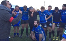 Bastia XV : Enfin la victoire