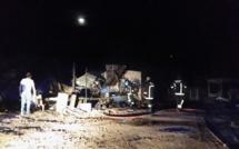 Porticcio : Un mobil-home détruit par les flammes