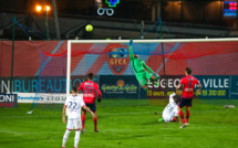 Scénario cruel pour le GFCA face à Sochaux