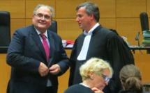 Procès des gîtes ruraux : 3 ans de prison ferme et 5 ans d'inéligibilité requis contre Paul Giacobbi