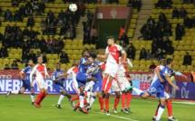 Le Sporting lourdement battu par l'AS Monaco
