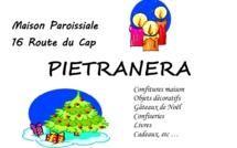 Marché de Noël à Pietranera