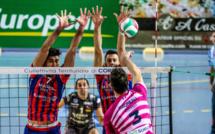 Volley Ligue A : Le GFCA s'impose face à Sète