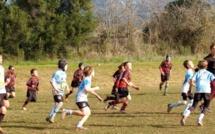 Rugby : Une journée sportive et… festive à Sarrola pour le plateau des U6, U et U10