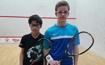 Squash : Un beau parcours pour Antonin Romieu au Swiss Open Junior U13 ans  à Zurich