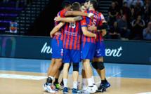 Volley-Coupe de France : Le GFCA fait vaciller Tours et s'invite en demi-finale