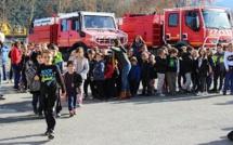 Opération Téléthon réussie pour les sapeurs-pompiers de Ponte-Leccia