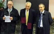 Ogliastru :  Sixte Ugolini a reçu son prix