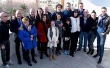 Bastia : La médaille de la ville décernée à François Modesto