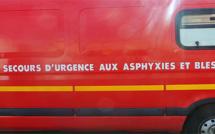 Choc frontal au sud de Favone : Trois blessés