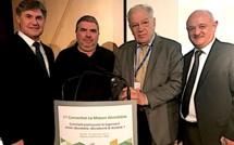 Le projet d'éco-village de Cateri destiné aux primo-accèdants  présenté à Paris