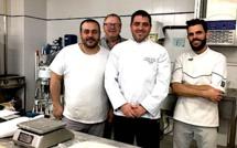 Une équipe Corse à la coupe de France de la boulangerie