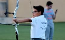 Concours départemental de tir à l'arc à Calvi le 29 janvier