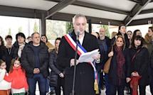Le maire de Prunelli di Fium'Orbu souhaite ses meilleurs vœux à la population