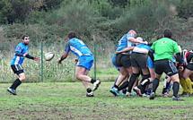 Rugby : Bastia XV s'offre le dauphin de sa poule (25-22)