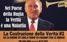 La costruzione della verità  avec Orlando Forioso à Calvi le 5 fevrier