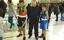 """Un jeune boxeur du CSA 2e REP de Calvi au """"départemental"""" de Salon-de-Provence"""