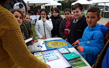 L'étang d'Urbinu n'a plus de secret pour les enfants du territoire