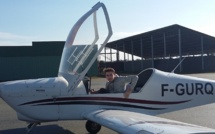 Ghisonaccia-Alzitone : Seul dans l'avion à 16 ans