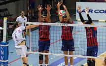 Volley Ligue A : Le GFCA tombe les armes à la main face à Tours