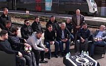 Coupe de France de football : Un train spécial pour aller encourager le CA Bastia à Ajaccio
